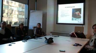 Conferencia en la empresa general el ctric sobre el c ncer - General electric madrid ...