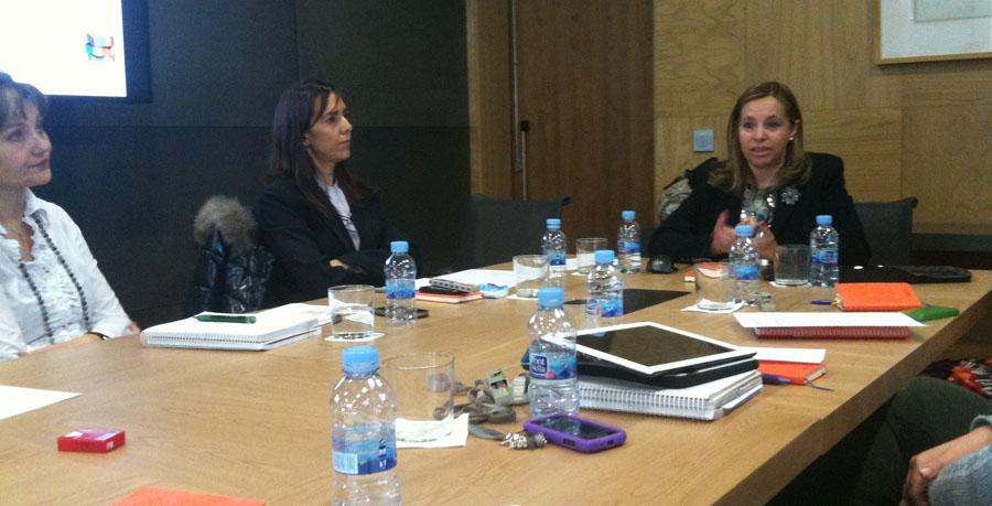Jornada de formaci n de voluntariado en la empresa repsol el blog de aecc madrid - Voluntariado madrid comedores sociales ...