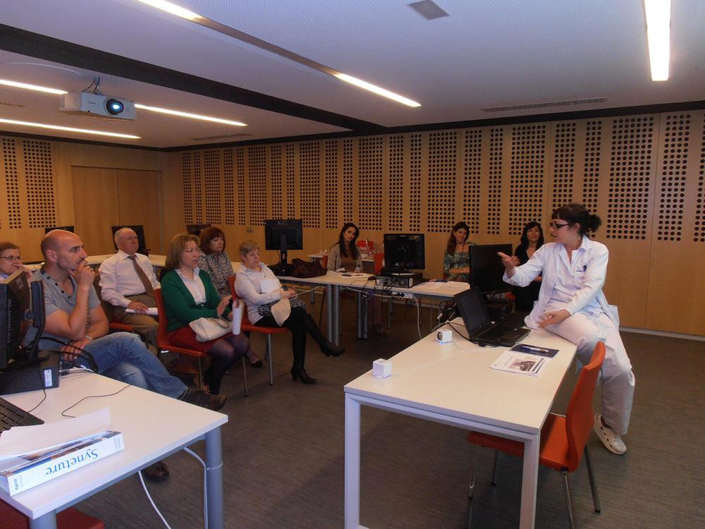 Acogida al voluntariado hospitalario el blog de aecc madrid - Voluntariado madrid comedores sociales ...