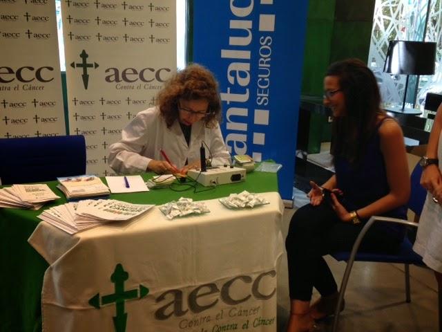 Santaluc a seguros el blog de aecc madrid - Oficinas santa lucia madrid ...