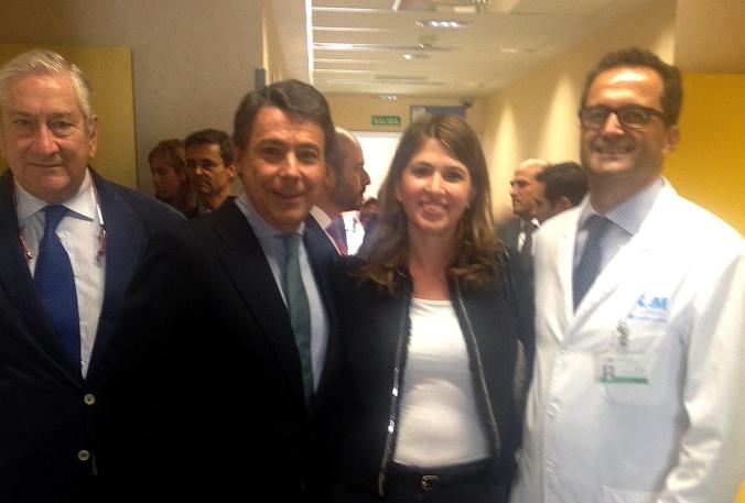 inauguración radioterapia1